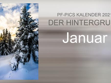 Der Hintergrund : Januar