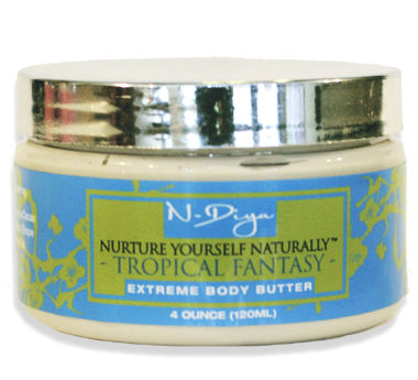 N-DIYA EXTREME BODY BUTTER TROPICAL FANTASY (4oz)