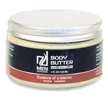 N-DIYA EXTREME BODY BUTTER ESSENCE OF A WARRIOR