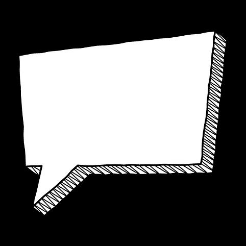 speech bubble, dialogue