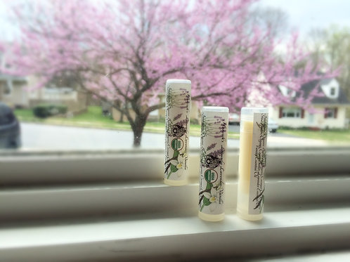 Leisurely Lavender Vanilla (THREE .18oz tubes)