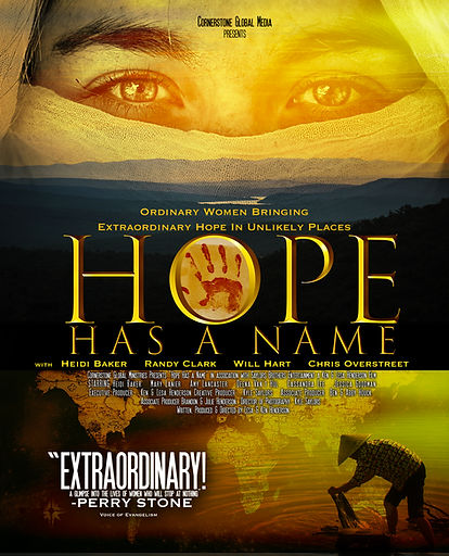 Hope Has A Name Movie Poster