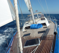 Fast ocean cruising