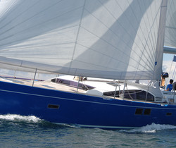 WindPearl 58 large 108 m2 genoa