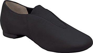Capezio Split Sole slip on Jazz Shoes