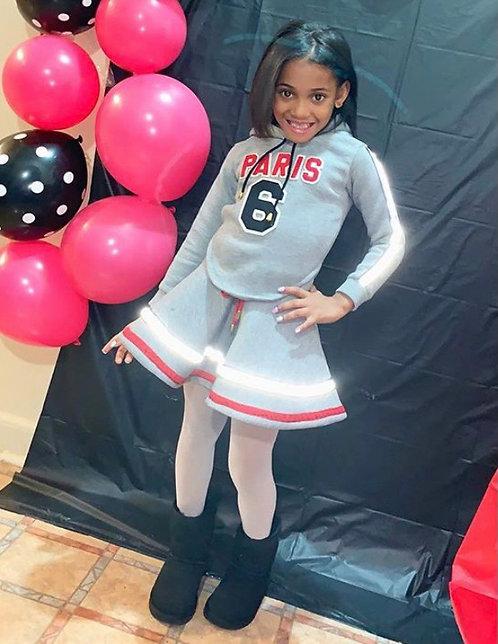 Babygirl Sweatsuit Skirt