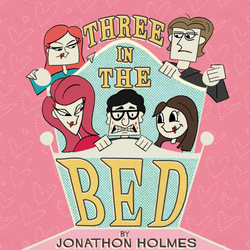 Three In The Bed ALBUM COVER
