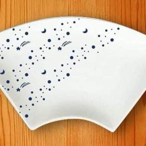 ポーセラーツとの出会い!Porcelain art workshop by using summer patterns!!