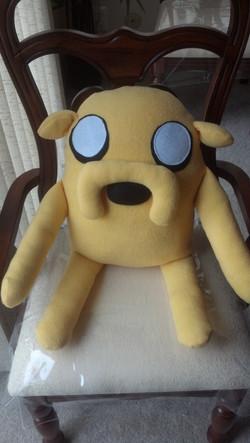 Jake the Dog Plush