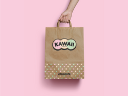 Kawaii-Treats-To-Go-Paper-Bag