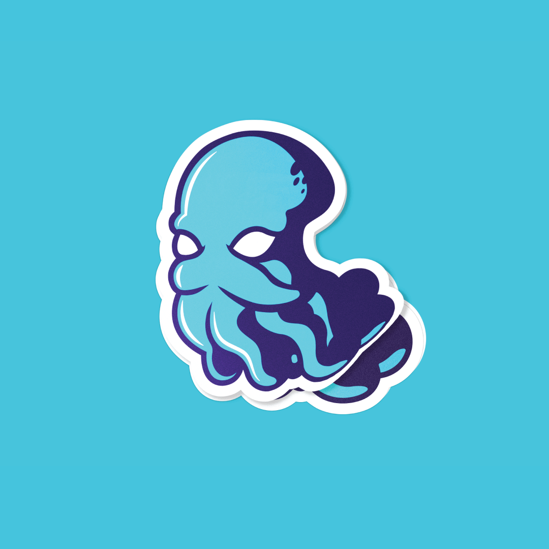 Sticker-Mockup