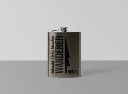 NOMAD-Hipflask