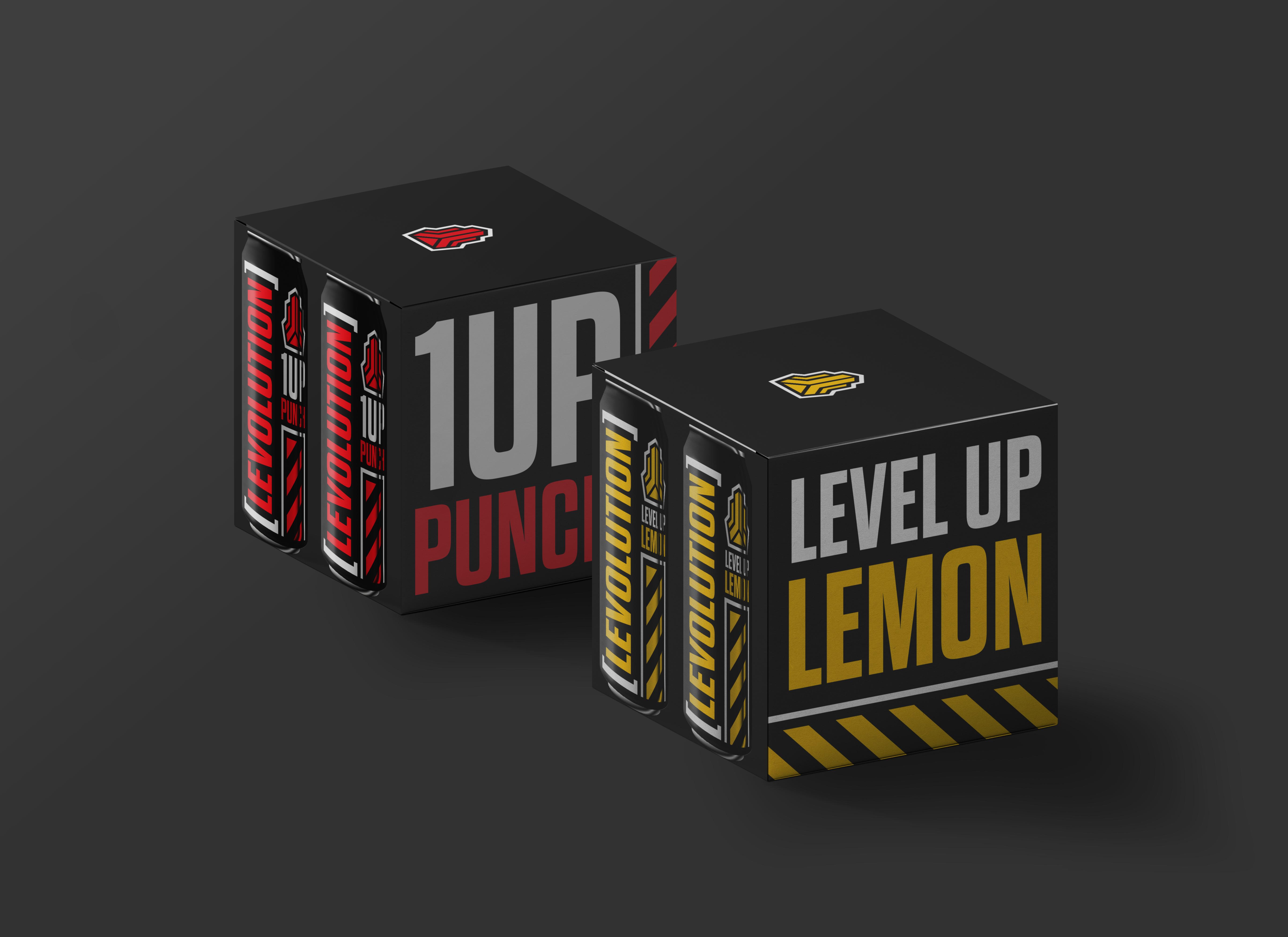 LEVOLUTION-Packs