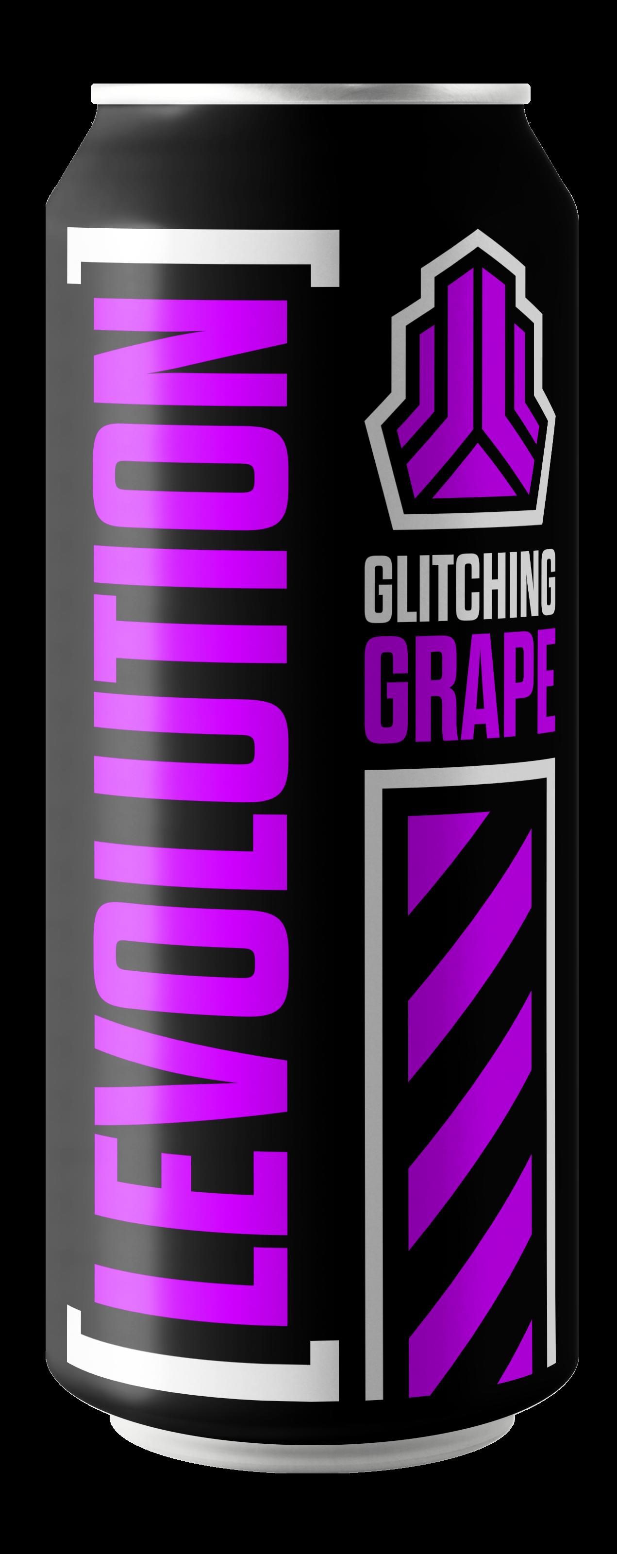 GLITCHING-GRAPE