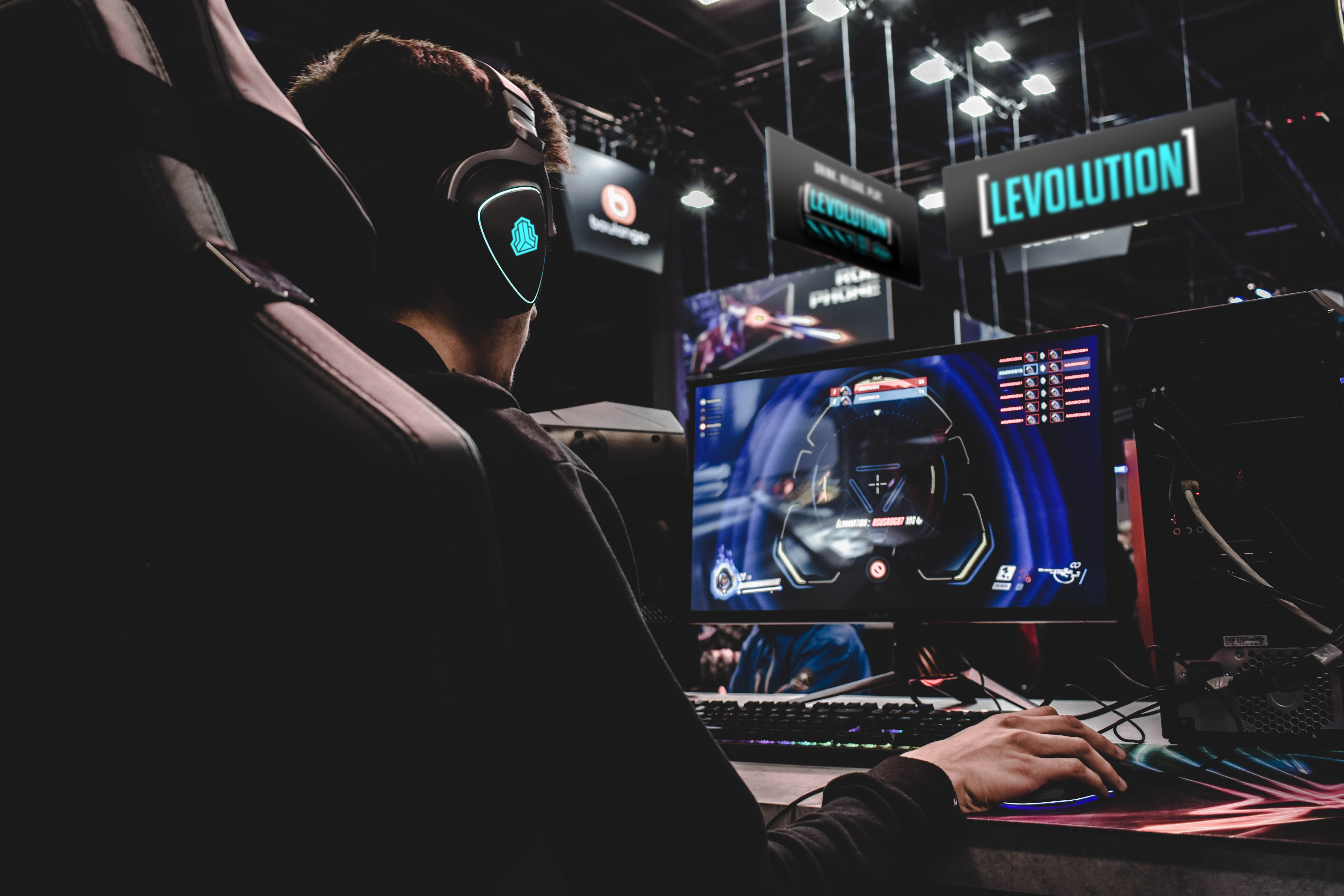 LEVOLUTION-Gaming-Convention