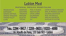 Leblon Med material medico hospitalar