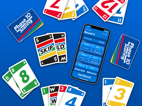 Phase 10 Scoring is Now Available