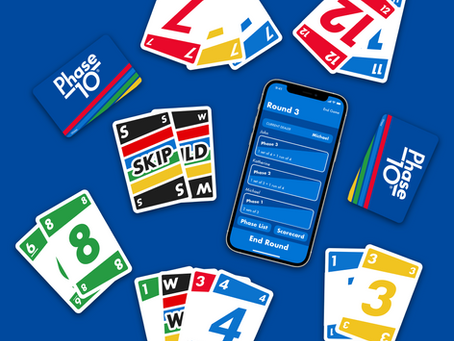 Phase 10 Scoring Beta Now Available