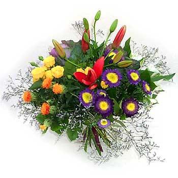 Short-stem Round Bouquet