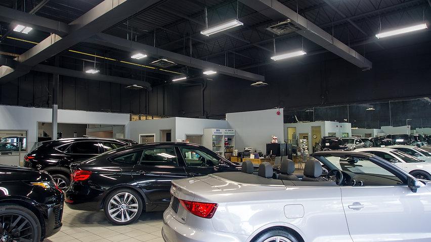 Lees Fine Cars Thornhill Ontario Used Car Dealership and Auto Repair