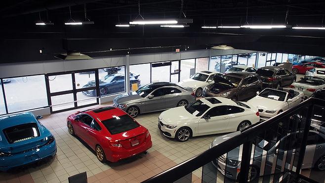 Lees Fine Cars Thornhill Ontario Auto Dealership Used Cars