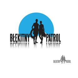 Logo Błękitny Patrol.