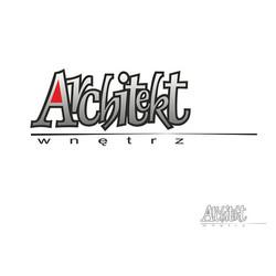 Logo Architekt wnętrz.