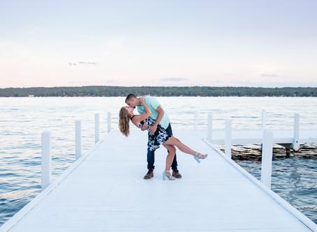 Justin & Miranda Engagement