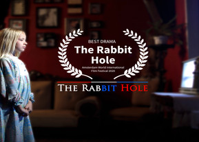 THE RABBIT HOLE wins Best Drama at the Amsterdam World International Film Festival