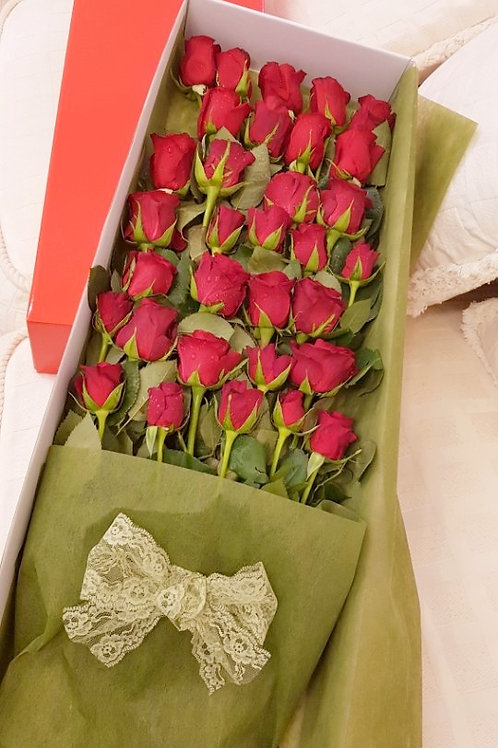 Rose Box #105