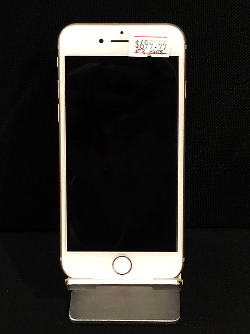 APPLE iPhone 8 A1863 Silver 64GB | UNLOCKED | USED