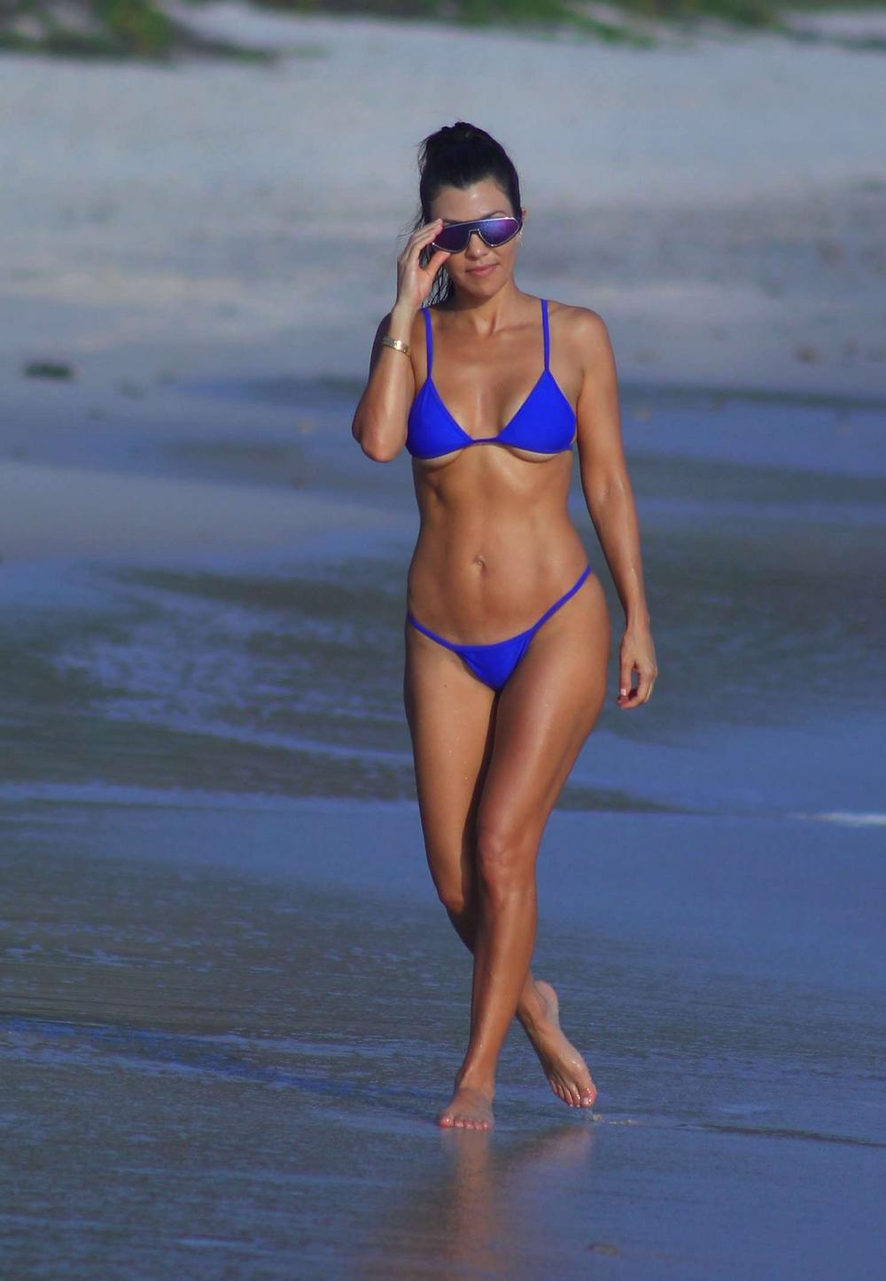 Kourtney Kardashian celebrity on keto diet