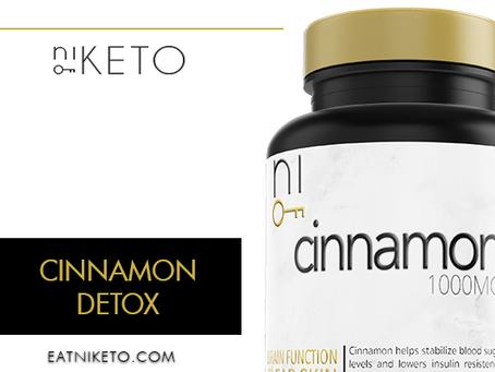 niKETO supplement : CINNAMON DETOX
