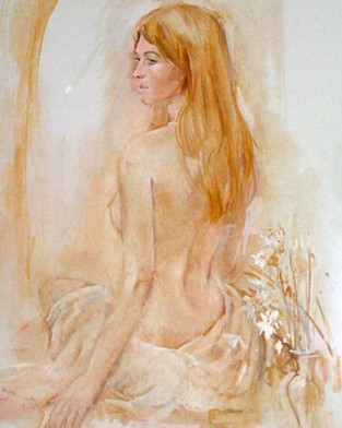 Портрет ню на заказ Таллинн 5153314