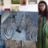 Набор для занятий живописью для взрослых