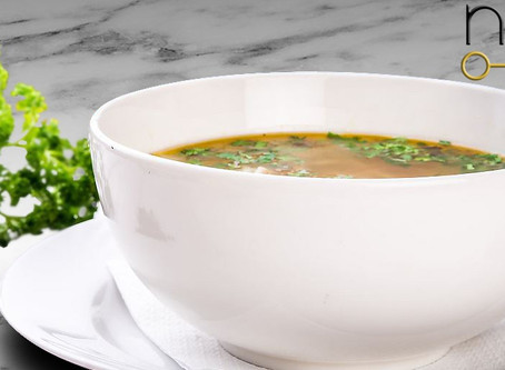low carb : south of the border chicken soup