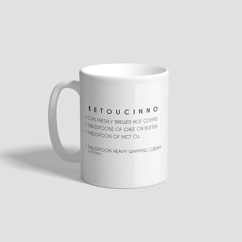 Ketoucinno Mug
