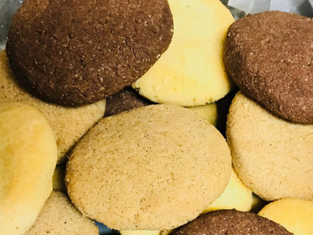 low carb : cream cheese cookies