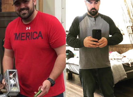 low carb transformation : gary