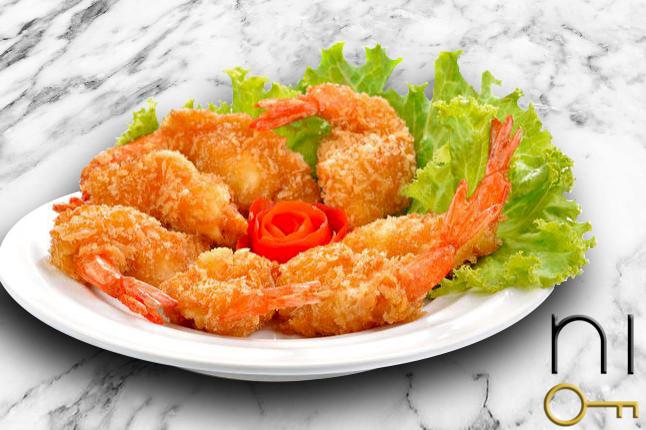 Low-Carb Keto Recipe: Coconut Shrimp