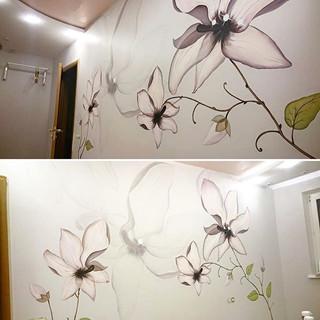 #magamistuba #seinapilt #kunstnik #anyut