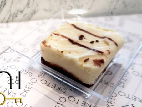 fat bomb : chocolate cheesecake