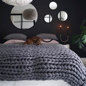 Big Blankets - Hottest Home Decor Trends - LIVV.co