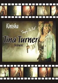 Tina Turner Tribute Kinisha, hire best tina turner tribute at abacaa, tribute bands, tribute acts, tina turner tribute band, lookalikes