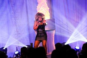 the NO 1 Tina Turner Tribute Show by Kinisha