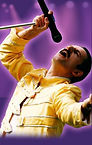 Best Freddie Mercry tribute, Billy West, Freddie Mercury tribute, hire