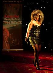 book - simply the best, tina turner tribute kinisha, tina turner tributes uk, hire bands at abacaa