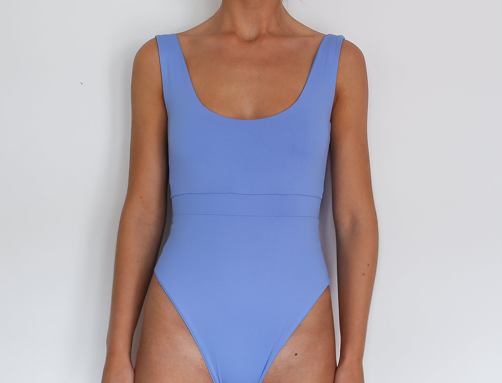 SARI ONE PIECE BLUE