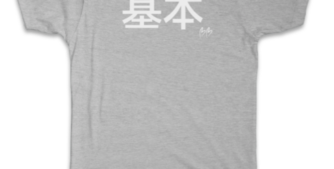 BASIC CHINESE TEE