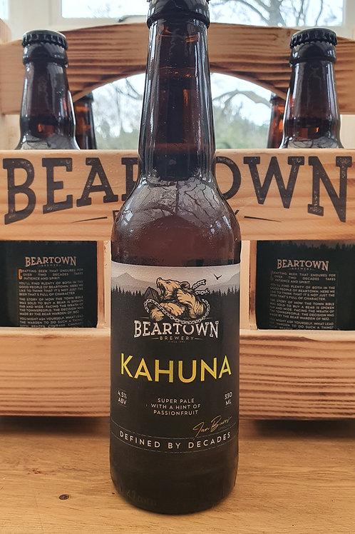 Beartown 'Kahuna' 330ml bottle